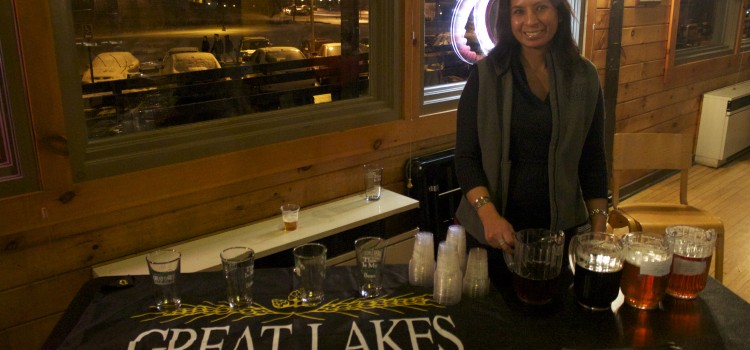We hope you were able to join us for the Great Lakes Beer Tasting on February 21st! Take a look at the pictures on Facebook!